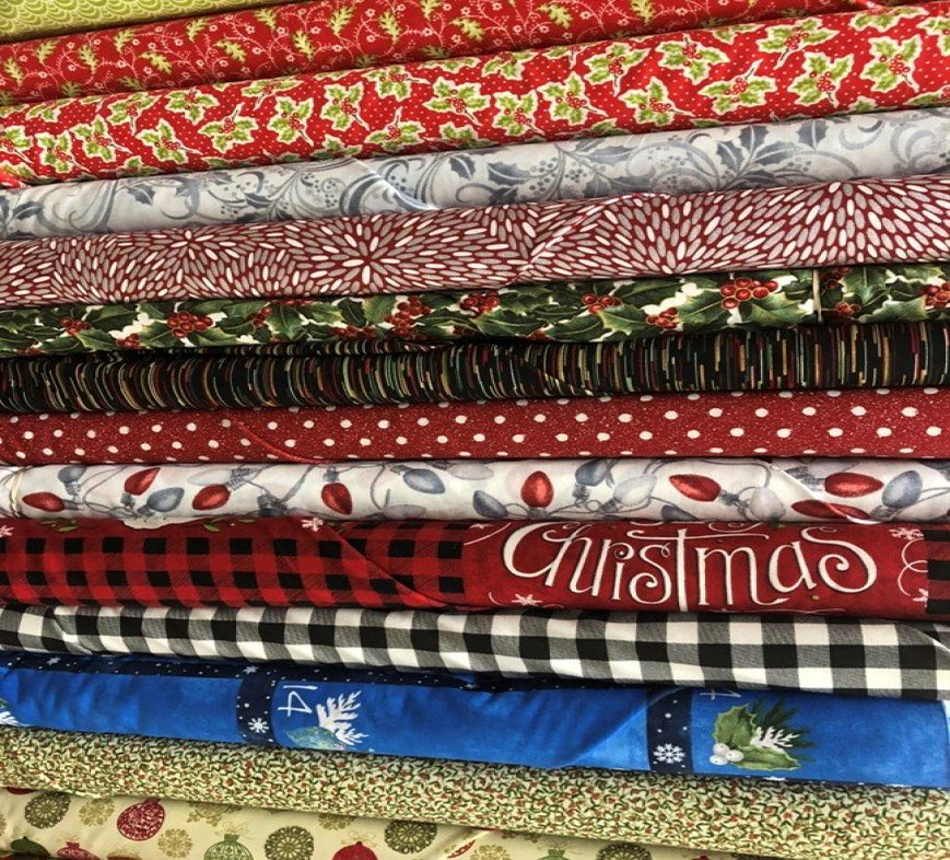 Christmas Fabric Collections
