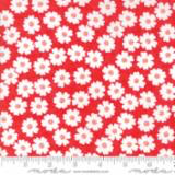 Badda Bing Flowers Red