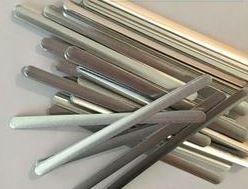 Nose Bar- Aluminum- Iron On