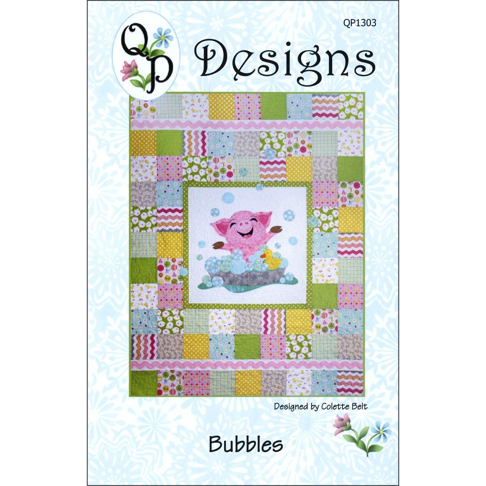 Bubbles Quilt Pattern