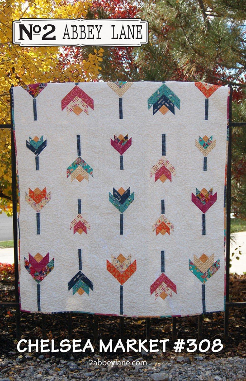 Chelsea Market Quilt Pattern