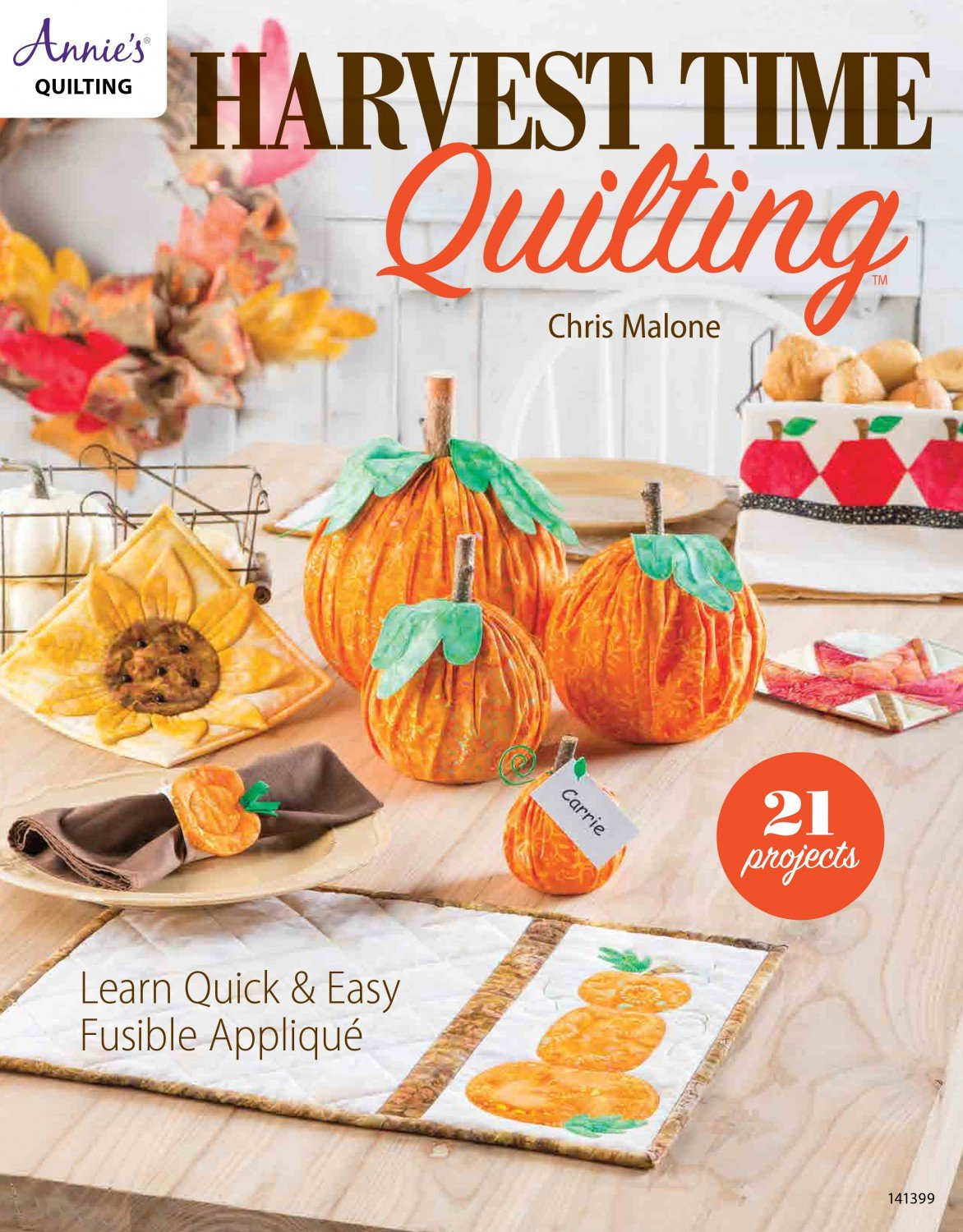 Harvest Time Quilt Pattern Book