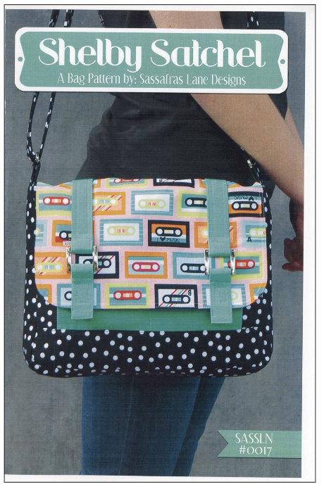 Shelby Satchel Bag Pattern