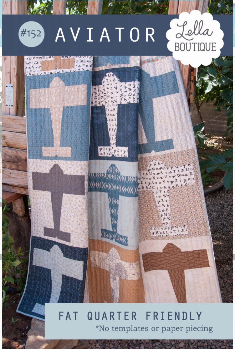 Aviator Quilt Pattern