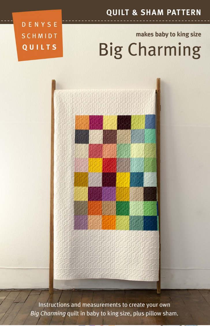 Big Charming Quilt Pattern - Denyse Schmidt