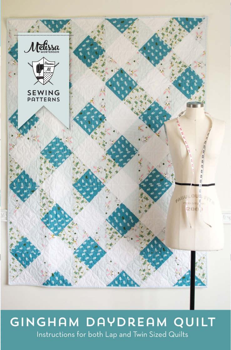 Gingham Daydream Quilt Pattern