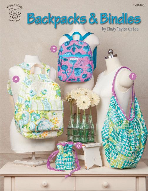 Backpacks & Bindles Sewing Patterns