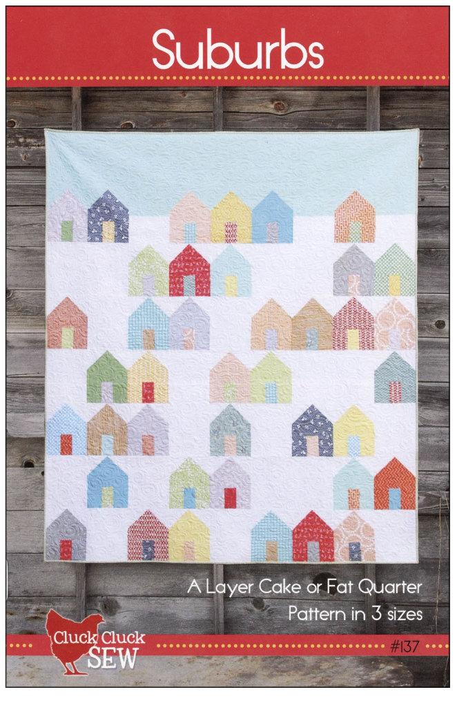 Suburbs Quilt Pattern