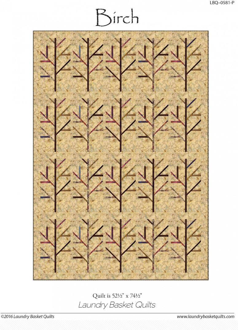 Birch Quilt Pattern