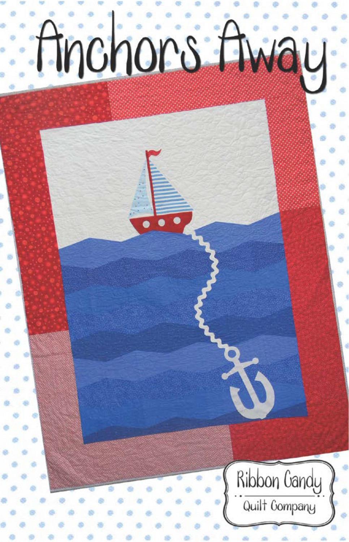 Anchors Away Quilt Pattern