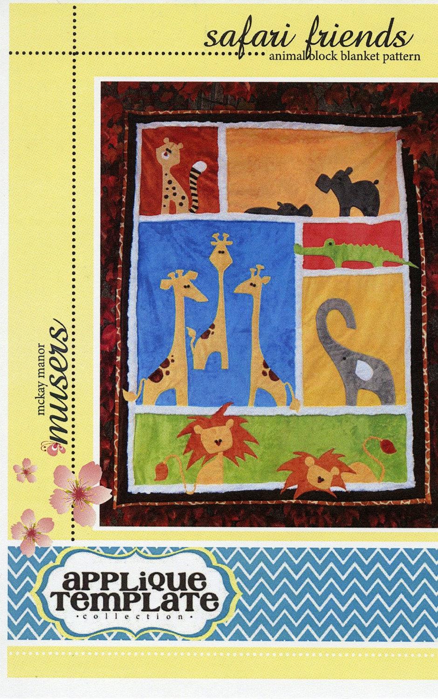 Safari Shindig Quilt Pattern