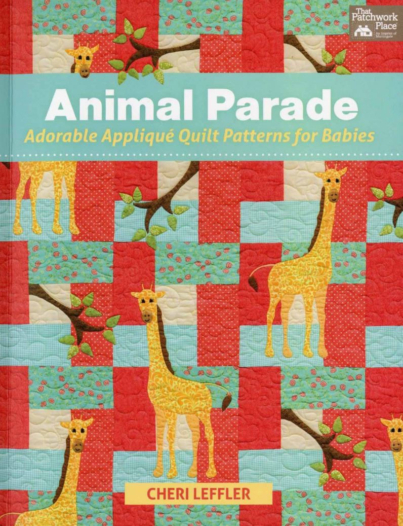 Animal Parade Quilt Patterns - Animal Quilt Patterns for Babies