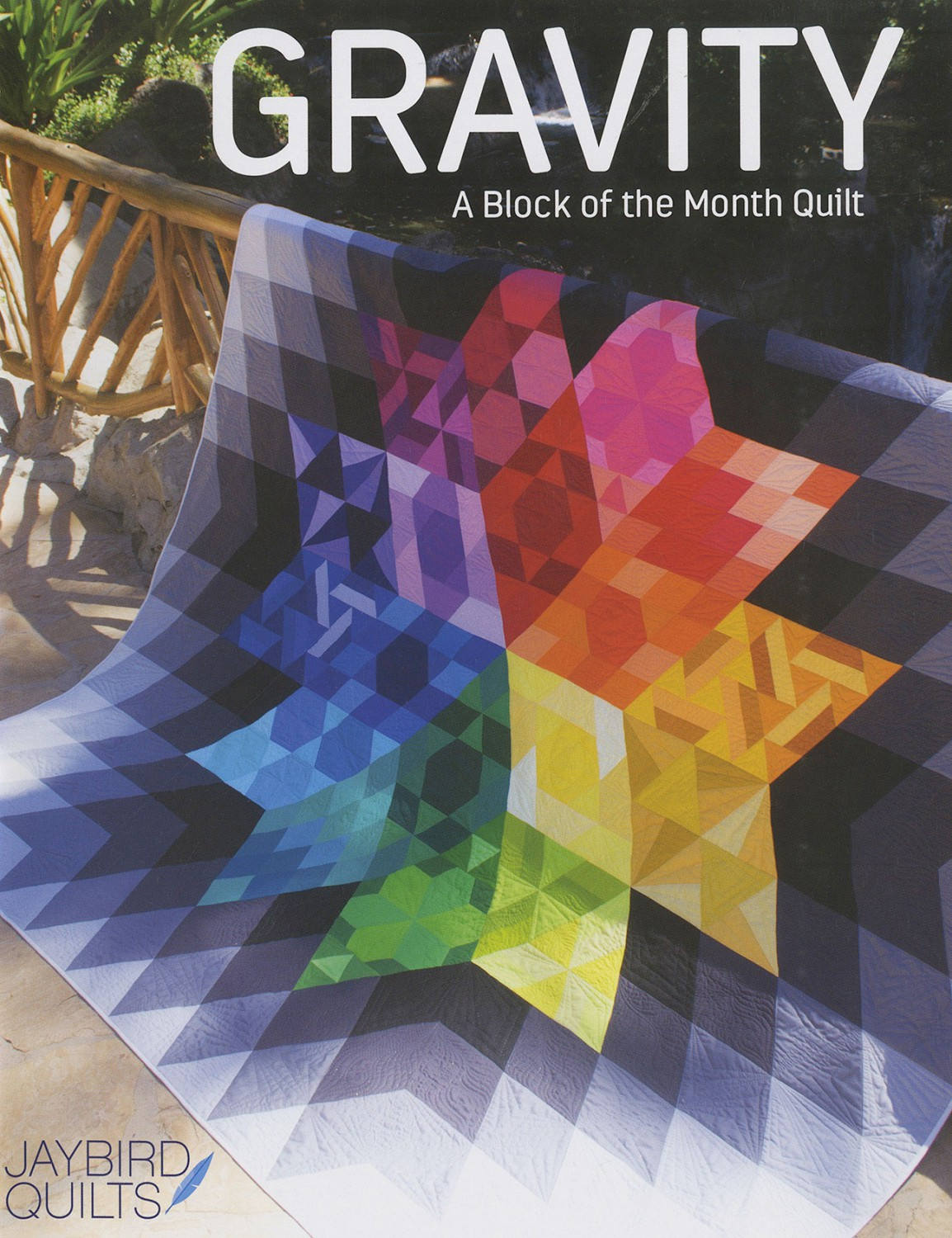 Gravity Block of the Month Quilt Pattern Book