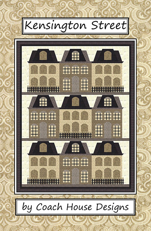 Kensington Street Quilt Pattern