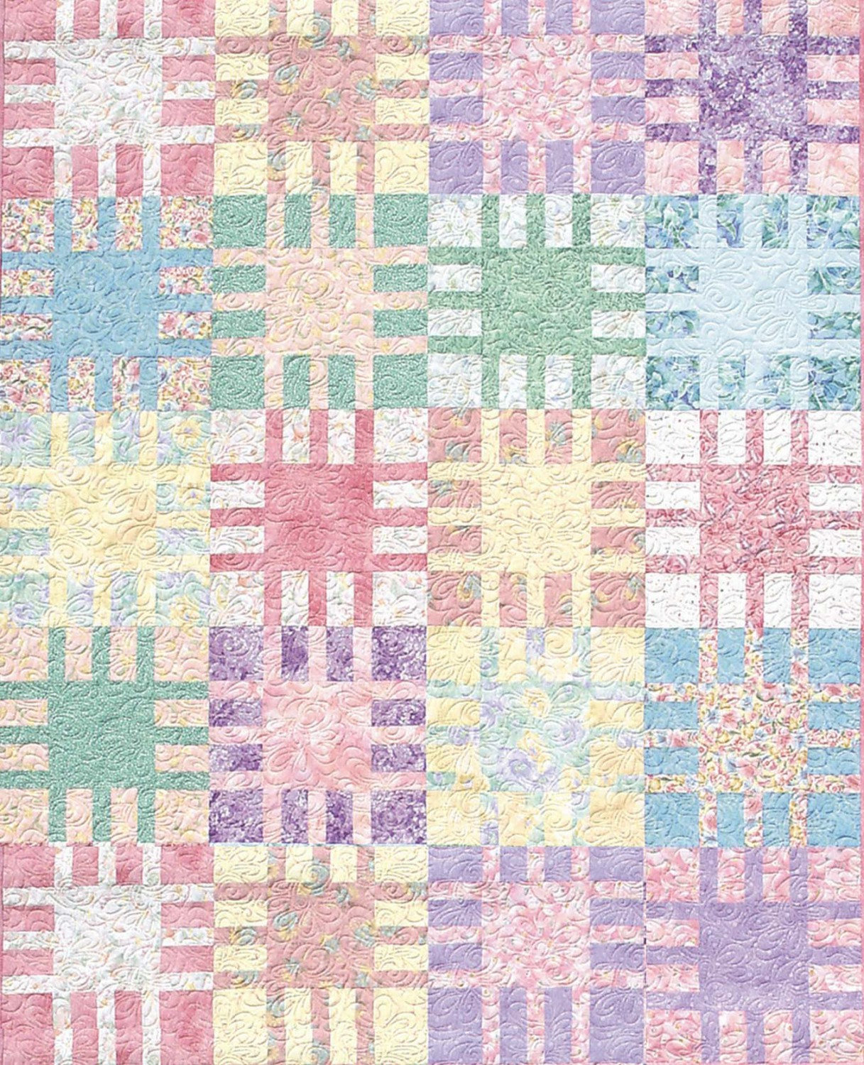Barbara's Antique Quilt Pattern