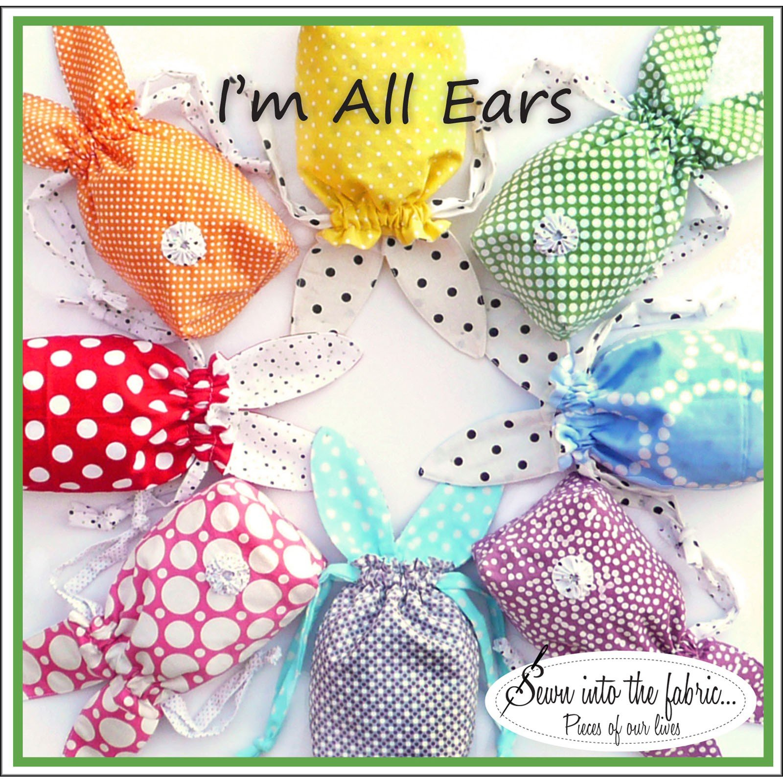 I'm All Ears Mini Purses