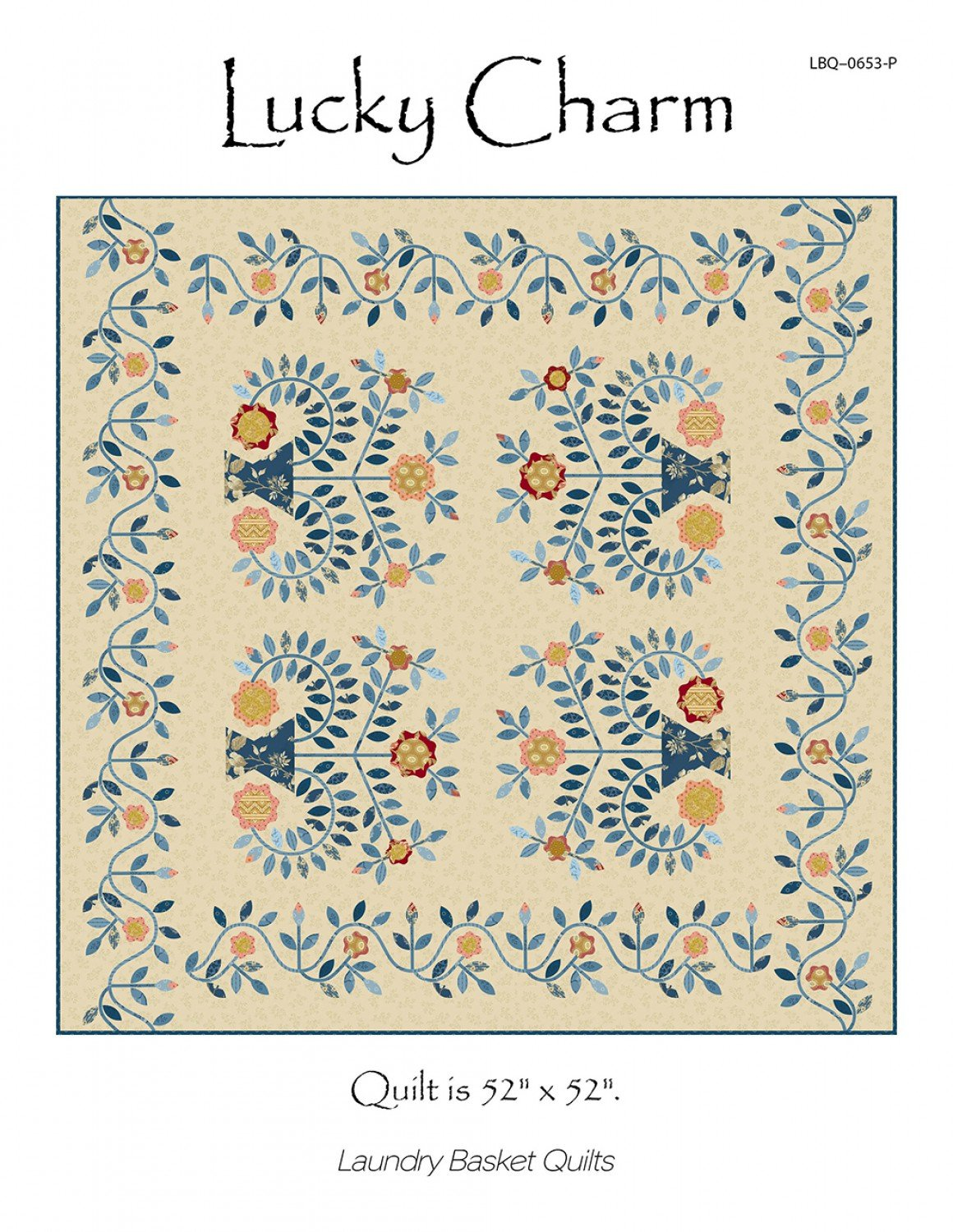 Lucky Charm Quilt Pattern