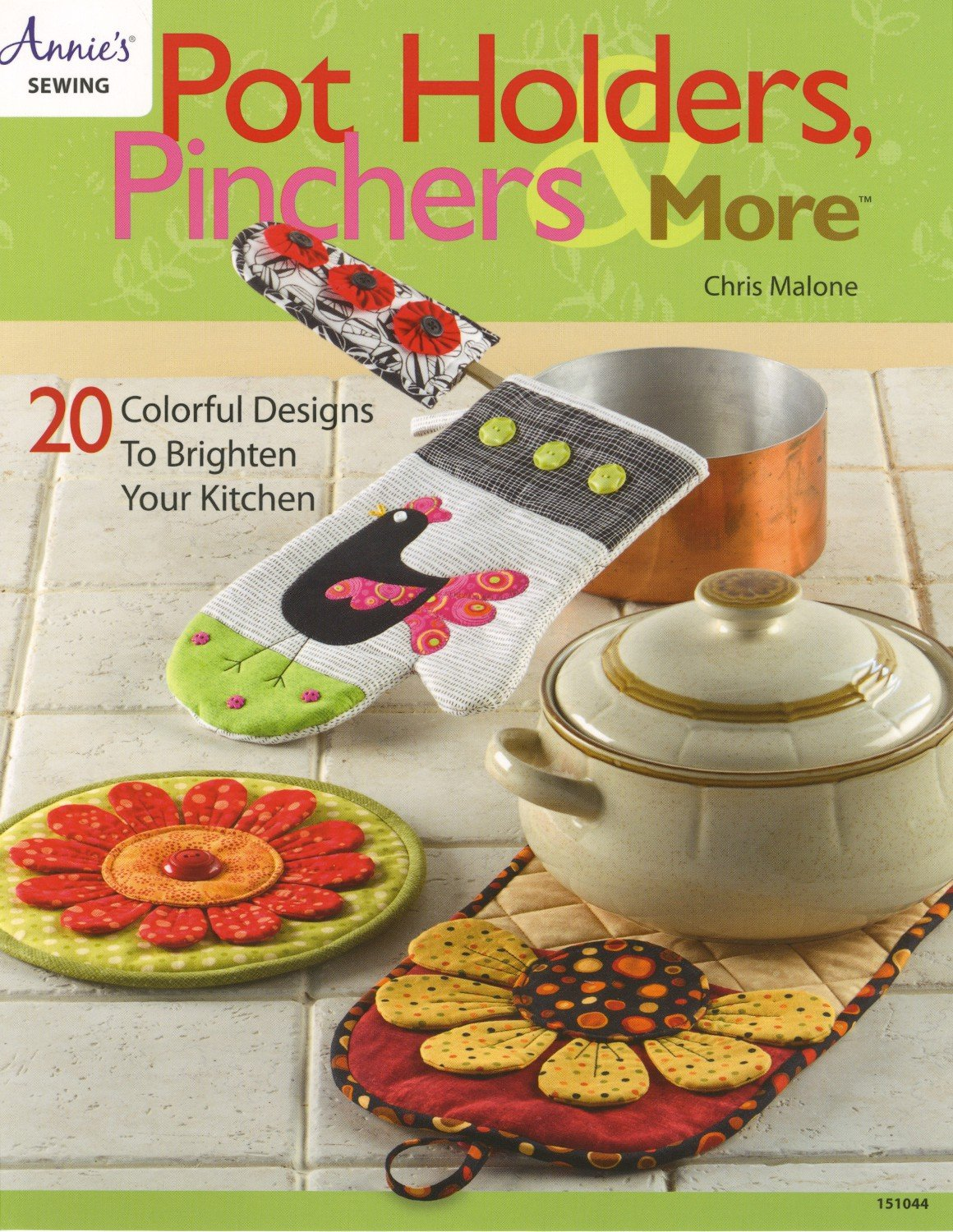 Pot Holders, Pinchers and More Pattern Book