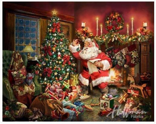 Santa .