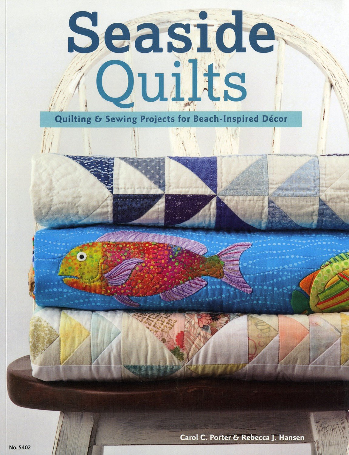 Seaside Quilts Pattern Book