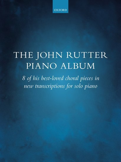 The John Rutter Piano Book