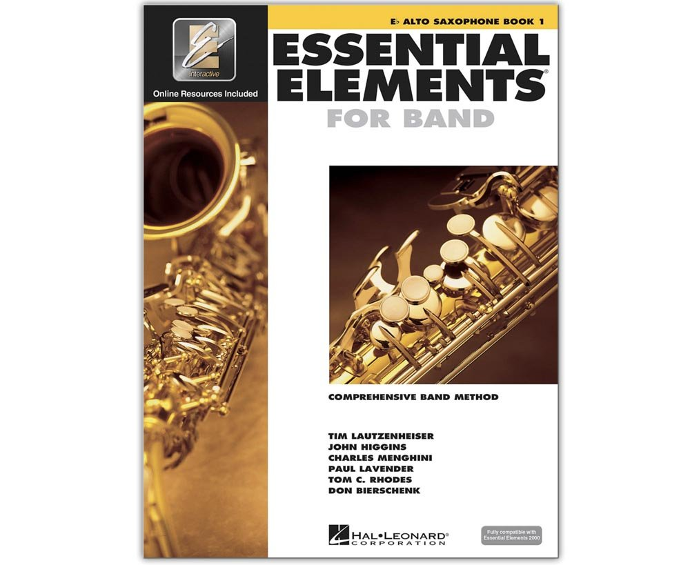 Essential Elements for Eb Alto Saxaphone