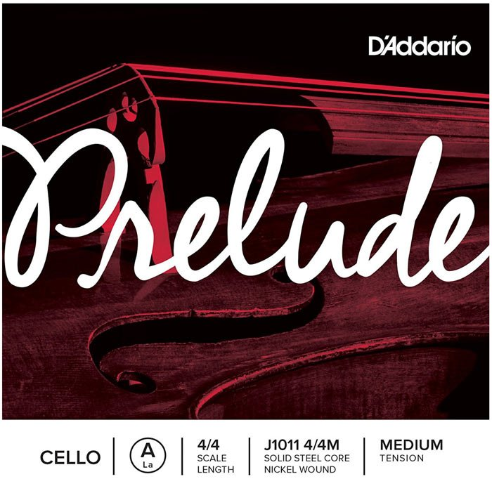 Cello String (A) | D'Addario Prelude