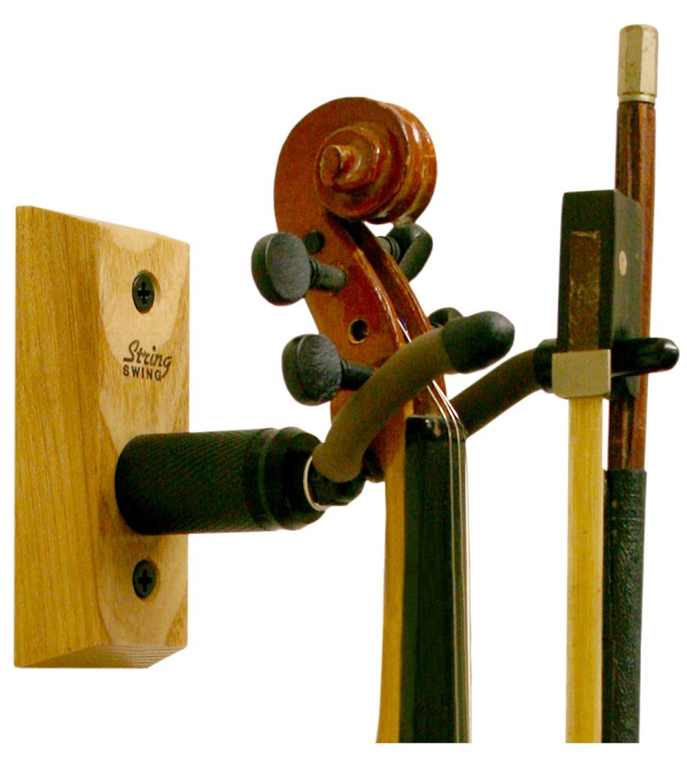 String Swing Home & Studio Violin/Viola Hanger