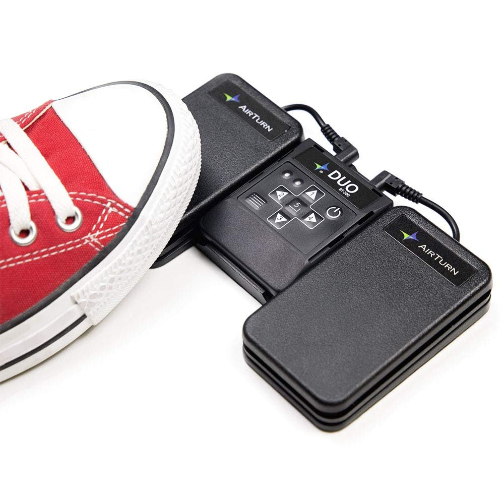 Duo 200 Bluetooth Foot Pedal