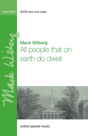 All People That On Earth Do Dwell (SATB)