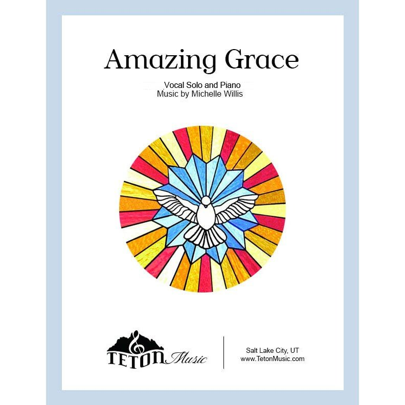 Amazing Grace (Vocal Solo and Piano)