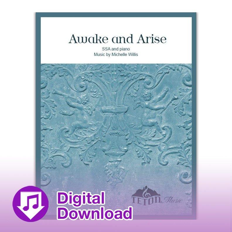 Awake and Arise (2-voice)