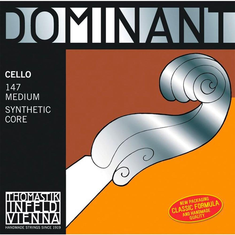 Thomastik Dominant 147 Cello String Set