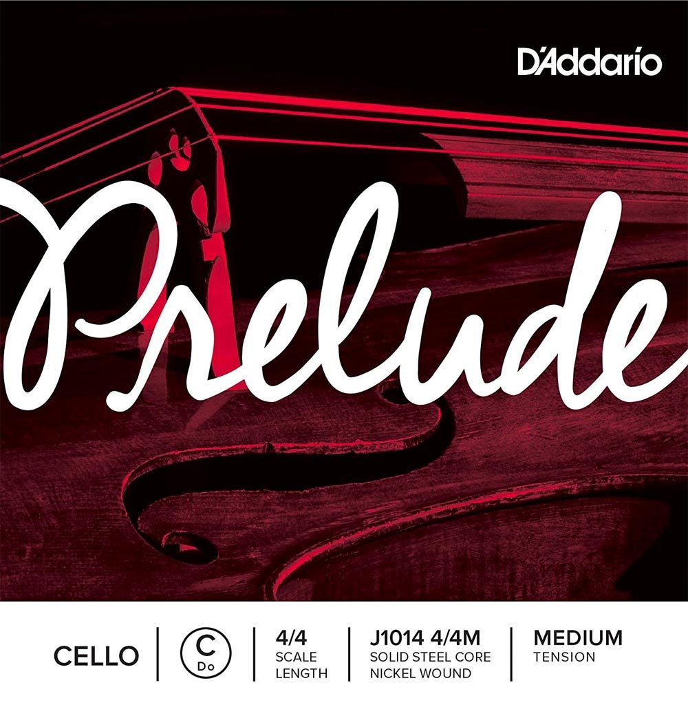 Cello String (C) | D'Addario Prelude