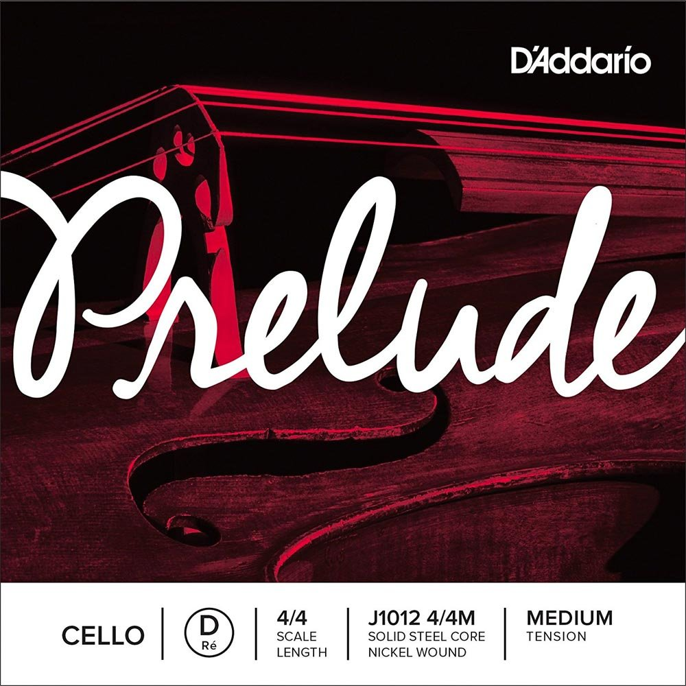 Cello String (D) | D'Addario Prelude