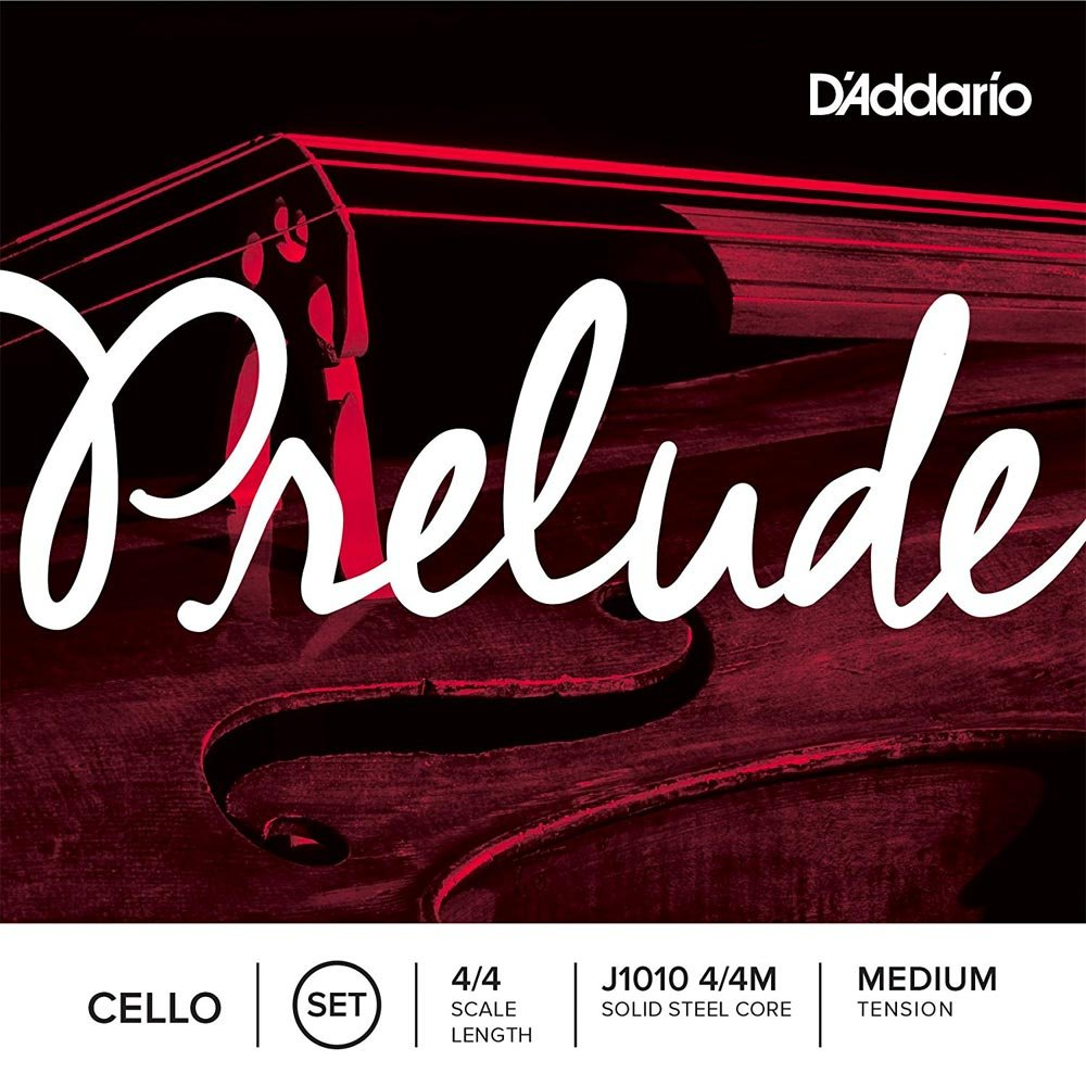 Cello String Set | D'Addario Prelude