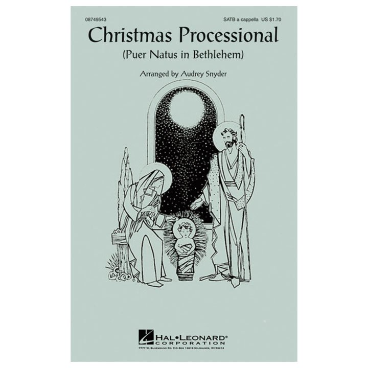 Christmas Processional (Puer Natus in Bethlehem)
