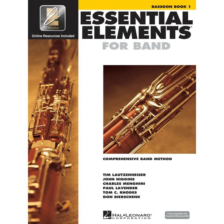 Essential Elements for Bb Clarinet, Book 1