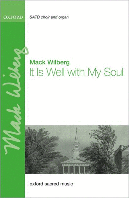It Is Well With My Soul (SATB)