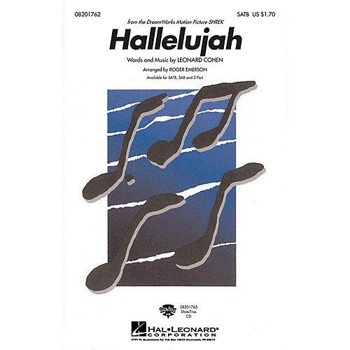 Hallelujah (SAB)
