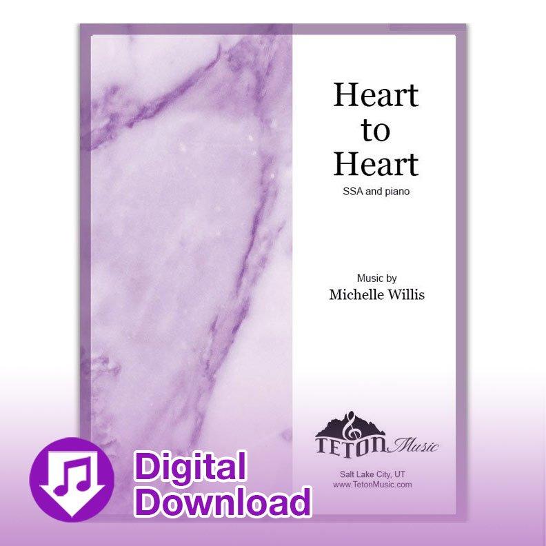 Heart to Heart (SSA)