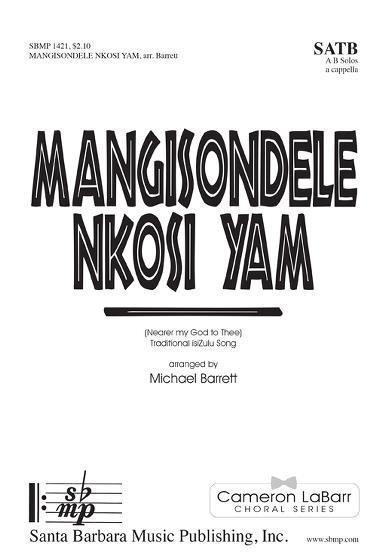 Mangisondele Nkosi Yam (SATB)