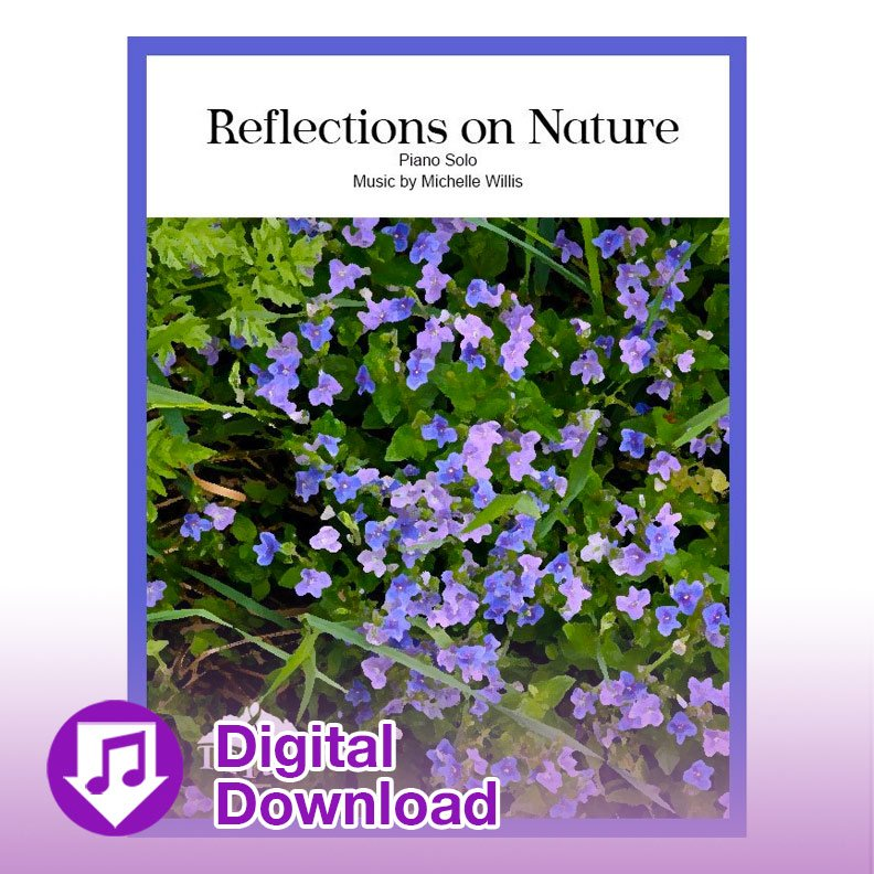 Reflections of Nature (Piano Solo)