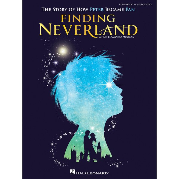 Finding Neverland (Piano/Vocal Selections)