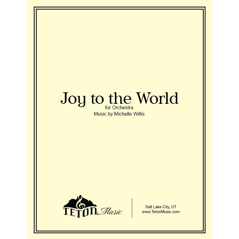 Joy to the World (Full Orchestra)