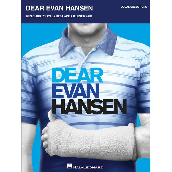 <i>Dear Evan Hansen</i> (Vocal Selections)