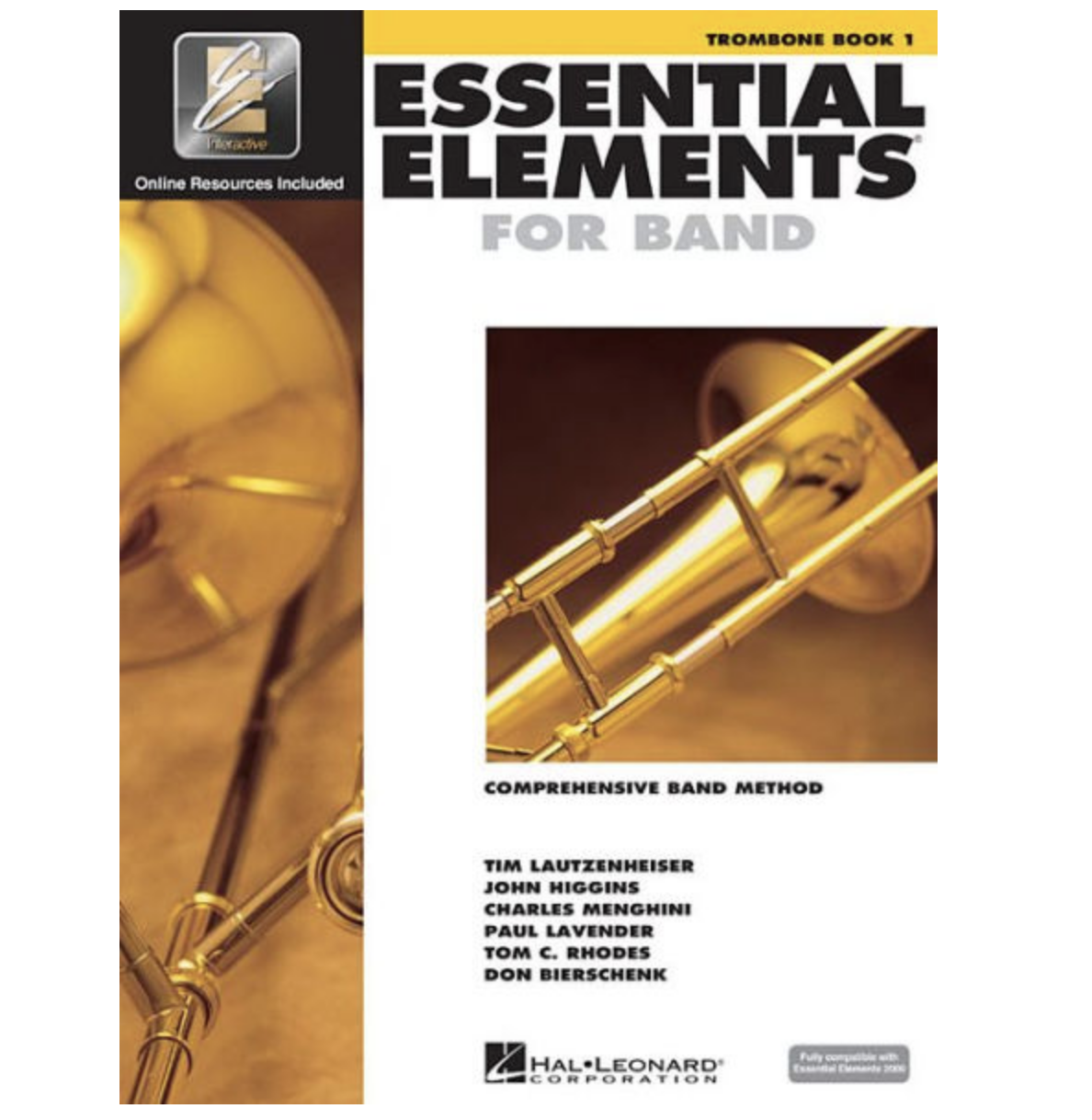 Essential Elements for Band-Trombone, Book 1