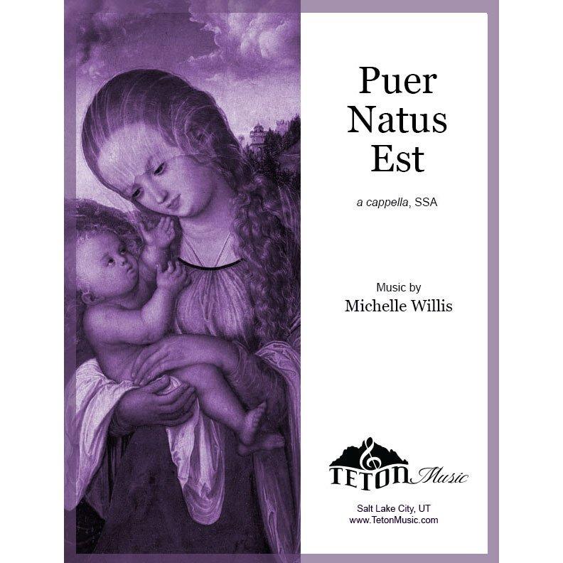 Puer Natus Est (SSA)