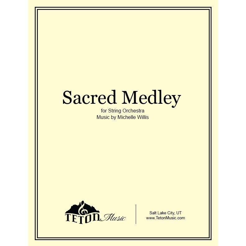 Sacred Medley (String Quartet)