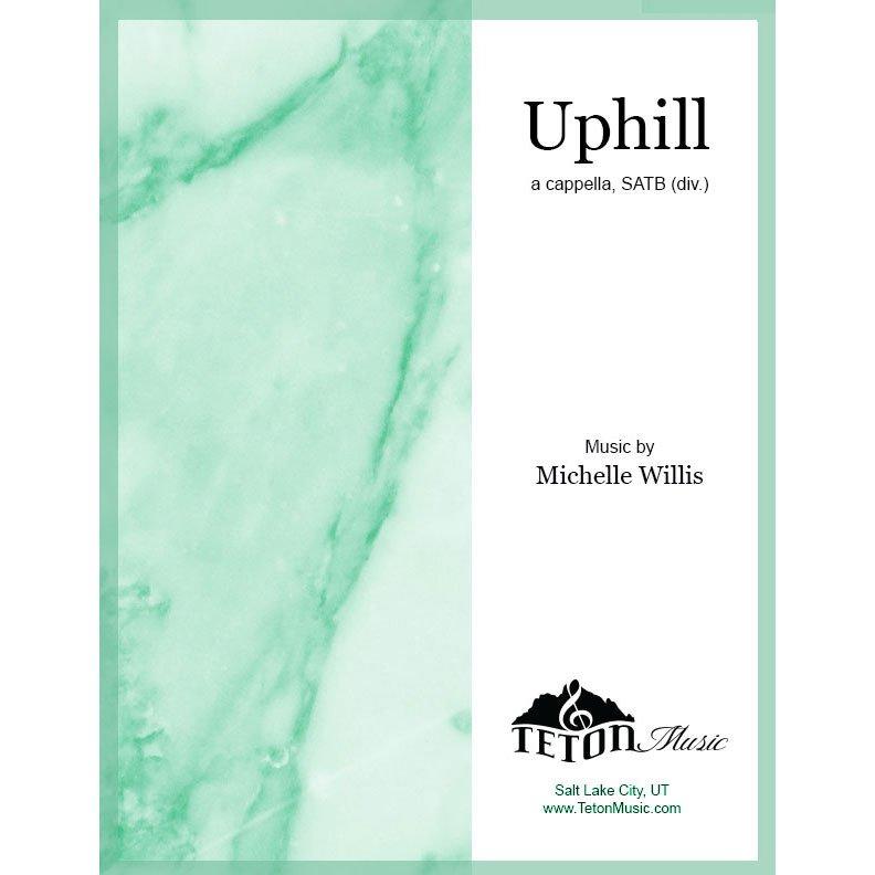 Uphill (SATB)